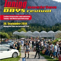 Flyer VS A5 Tuning Days 2014